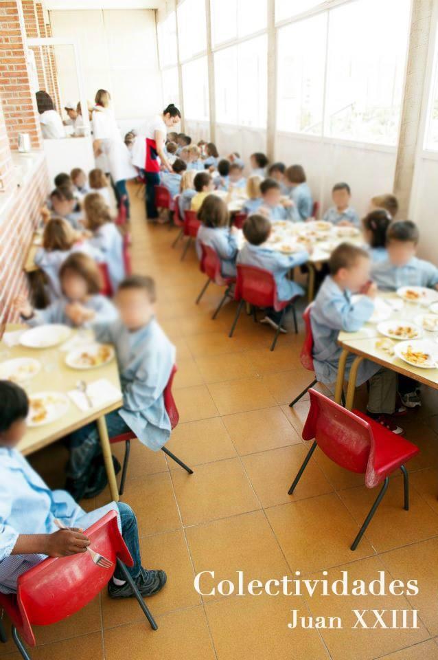 Comedor | Colegio Santa Teresa Alicante