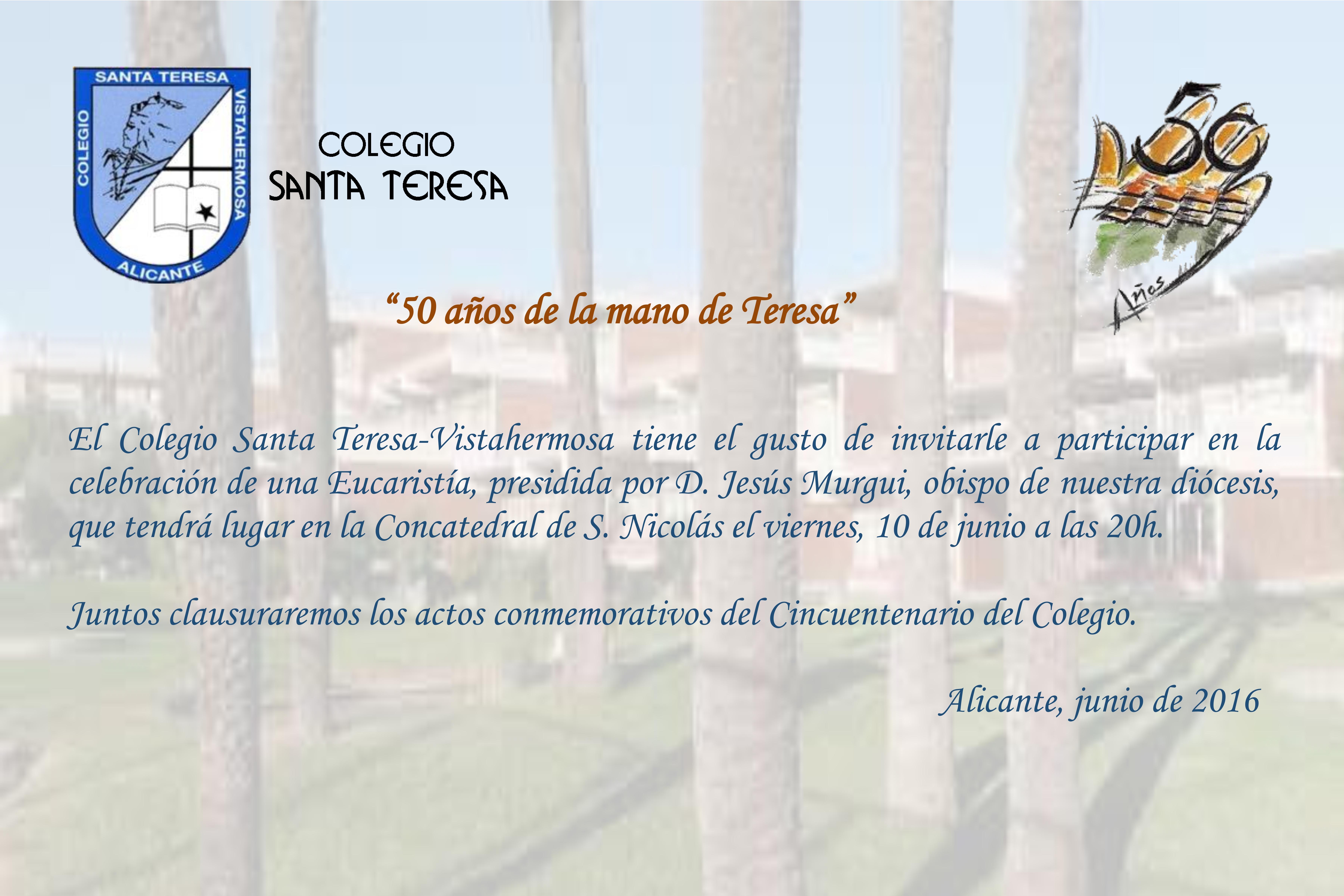 Colegio Santa Teresa Alicante |